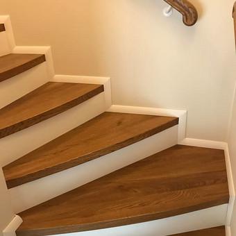 Laiptų gamyba ir projektavimas / UAB Wood Step / Darbų pavyzdys ID 269121