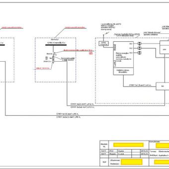Elektros projektuotojas / Vilius Lava / Darbų pavyzdys ID 269139