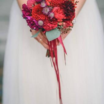 vestuvinė floristika nuo...iki... / Violeta Varnaite-kazlauskiene / Darbų pavyzdys ID 269525