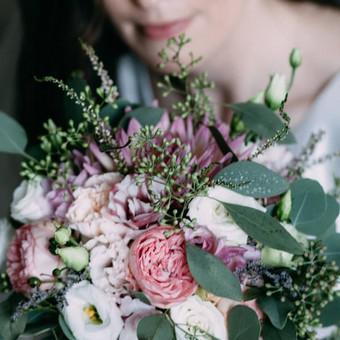 vestuvinė floristika nuo...iki... / Violeta Varnaite-kazlauskiene / Darbų pavyzdys ID 269527