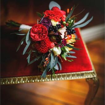 vestuvinė floristika nuo...iki... / Violeta Varnaite-kazlauskiene / Darbų pavyzdys ID 269541