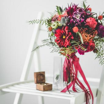 vestuvinė floristika nuo...iki... / Violeta Varnaite-kazlauskiene / Darbų pavyzdys ID 269549