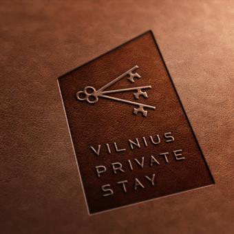 vilnius private stay logotipas