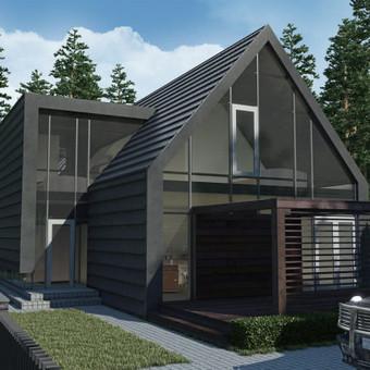 Architektūra / Dizainas / Statybos teisė / 2mm architektai / Darbų pavyzdys ID 270297