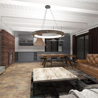 Architektūra / Dizainas / Statybos teisė / 2mm architektai / Darbų pavyzdys ID 270363