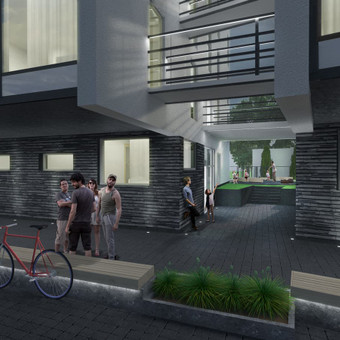 Architektūra / Dizainas / Statybos teisė / 2mm architektai / Darbų pavyzdys ID 270385