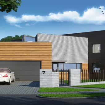 Architektūra / Dizainas / Statybos teisė / 2mm architektai / Darbų pavyzdys ID 270399