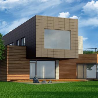 Architektūra / Dizainas / Statybos teisė / 2mm architektai / Darbų pavyzdys ID 270403