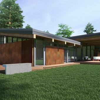 Architektūra / Dizainas / Statybos teisė / 2mm architektai / Darbų pavyzdys ID 270433