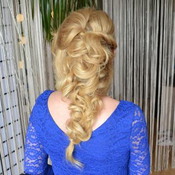"""""""Silvija MUA Make Up & Hairstyles""""  - MAKIAŽAI ir ŠUKUOSENOS / Silvija / Darbų pavyzdys ID 270819"""