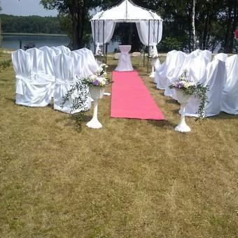 Prieš ceremoniją