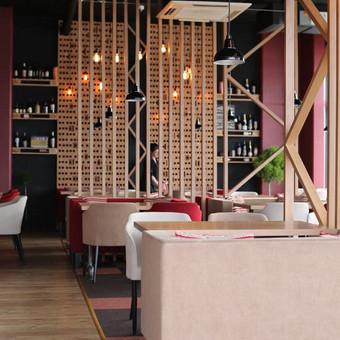 """""""TOP 1 FOREVER"""" Restorano projektas. Londonas, Jungtinės Karalystės"""