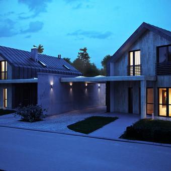 Architektas Vilniuje / Vytas Lužys / Darbų pavyzdys ID 272797