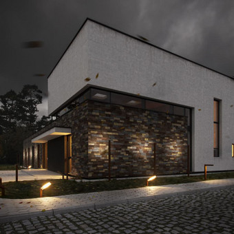 Architektas Vilniuje / Vytas Lužys / Darbų pavyzdys ID 272801