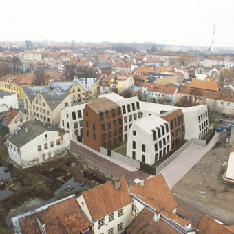 Architektas Vilniuje / Vytas Lužys / Darbų pavyzdys ID 272805