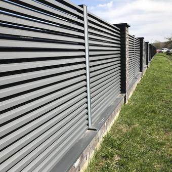 Nuolat padedame savo klientams įsirengti, pasistatyti įvairias tvoras. Mūsų pagrindiniai tikslai – pasiūlyti geriausias medžiagas jūsų tvorai bei suteikti aukščiausios kokybės tvorų sta ...