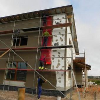 Norint, kad fasado šiltinimas būtų efektyvus, reikia įvertinti kiekvieno fasado specifiką.