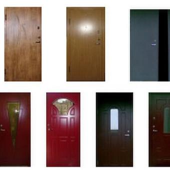 Langų ir durų meistras Gargžduose / UAB / Darbų pavyzdys ID 273217