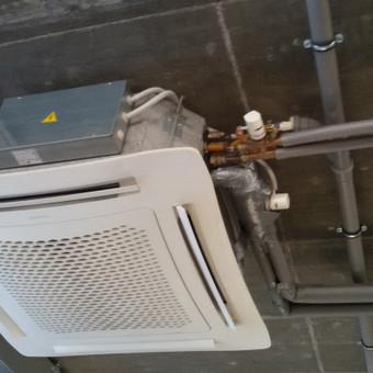 Rekuperacinės ir kondicionavimo sistemos / Deividas S / Darbų pavyzdys ID 273305