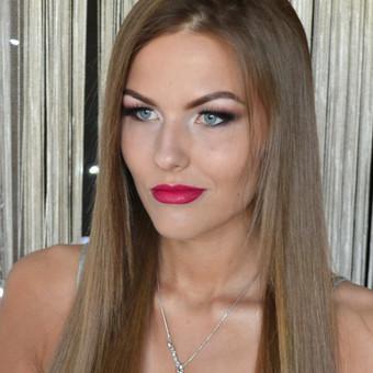 """""""Silvija MUA Make Up & Hairstyles""""  - MAKIAŽAI ir ŠUKUOSENOS / Silvija / Darbų pavyzdys ID 274045"""