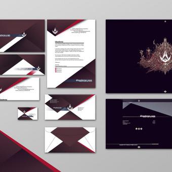 Grafikos dizaineris / Paulius Kaziulionis / Darbų pavyzdys ID 274181