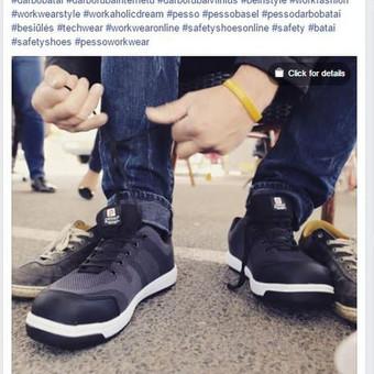 Facebook profilis: Workaholic Dream   darborubai.lt  PVZ.:  Dubliuotas Instagram nuotraukos pranešimas, su papildomomis nuorodomis į atskiras prekes ir į Facebook platformos parduotuvę