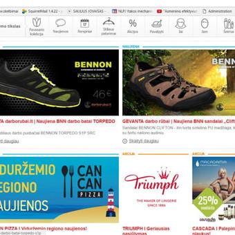 Workaholic dream | darborubai.lt BNN Torpedo ir BNN Clifton batų baneriai Akropolio naujienų tinklalapiui
