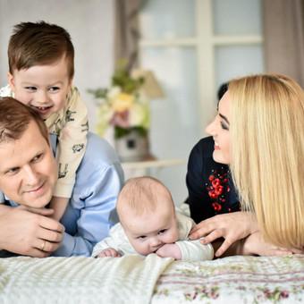 Šeimos fotografija / Justinas / Darbų pavyzdys ID 274967