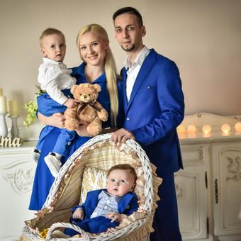 Šeimos fotografija / Justinas / Darbų pavyzdys ID 275017