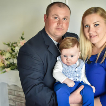 Šeimos fotografija / Justinas / Darbų pavyzdys ID 275021