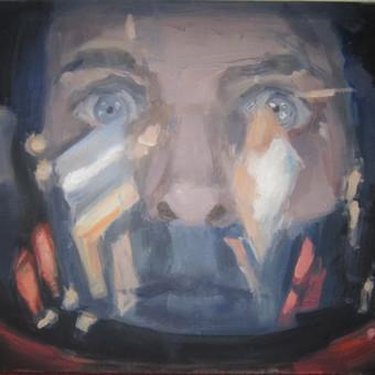 Vyrukas iš Space Odyssey.