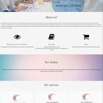 #1 Interneto svetainių, bei parduotuvių kūrimas,  SEO / Jonas Urbonas / Darbų pavyzdys ID 276359