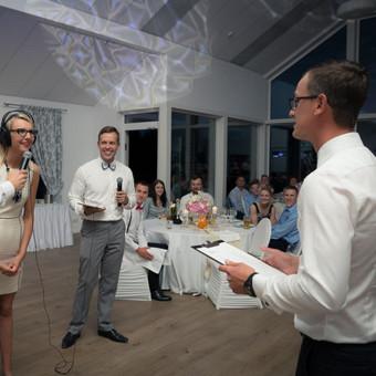 Renginių vedėjas Vilnius Kaunas Klaipėda / KONSTANTINAS / Darbų pavyzdys ID 276659