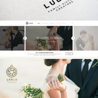 Vestuvių ir šeimos fotografų studija.