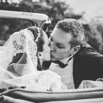 Vestuvių ir šeimos fotografė Lietuvoje / Ieva Sanchez / Darbų pavyzdys ID 277477