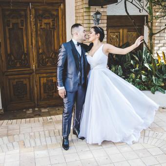 Vestuvių ir šeimos fotografė Lietuvoje / Ieva Sanchez / Darbų pavyzdys ID 277971