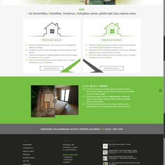 Ekie.lt - A+ ir A++ klasių namų projektavimas bei statymas .