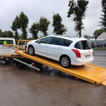 Technikos - krovinių pervežimai / Hempa Transportas / Darbų pavyzdys ID 280587
