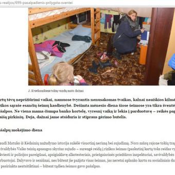 Žurnalistė / Morta Mikutytė / Darbų pavyzdys ID 280791