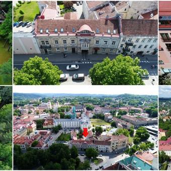 NT objektai Vilniuje (Foto iš oro)