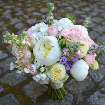 Vestuvinė floristika / Arina / Darbų pavyzdys ID 281839