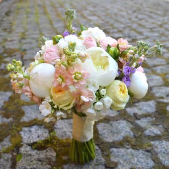 Vestuvinė floristika / Arina / Darbų pavyzdys ID 281841
