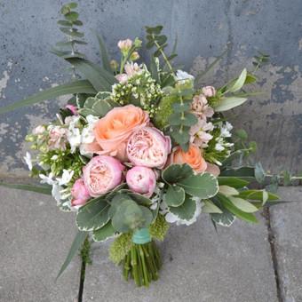 Vestuvinė floristika / Arina / Darbų pavyzdys ID 281857