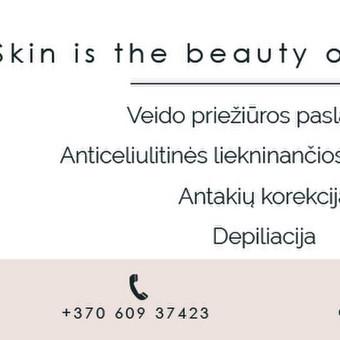 Kosmetologė Klaipėdoje / Irina Lopuchova / Darbų pavyzdys ID 285159