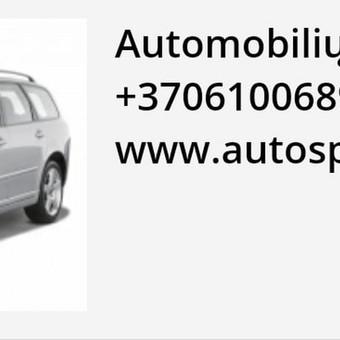 Automobilių nuoma Kaune / Autospektras.lt Mašinų nuoma / Darbų pavyzdys ID 285919