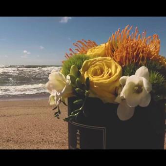 Memelio gėlės / Silvija / Darbų pavyzdys ID 286751