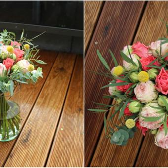 Memelio gėlės / Silvija / Darbų pavyzdys ID 286767
