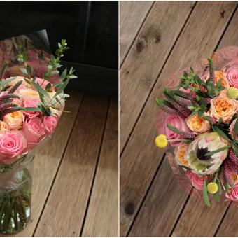 Memelio gėlės / Silvija / Darbų pavyzdys ID 286773