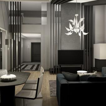 Casa-nova interjero dizainas ir projektavimas / Casa-nova Interjero dizainas / Darbų pavyzdys ID 286797
