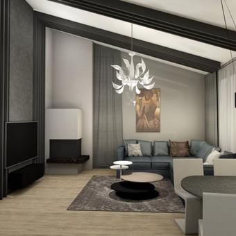 Casa-nova interjero dizainas ir projektavimas / Casa-nova Interjero dizainas / Darbų pavyzdys ID 286799